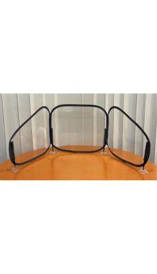 Pack de 10 cloisons 3P PVC 38 X 32 cm