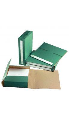 Extendos - 1240 - Dossier archive avec élastique 3 rabats - Dos 7 cm