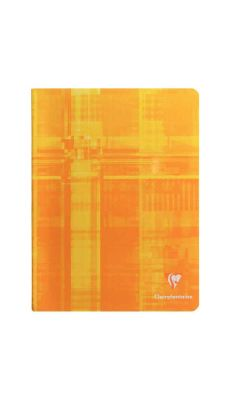 Clairefontaine - 63741 - Cahier piqûre grand carreaux - 96 Pages - 17x22 cm