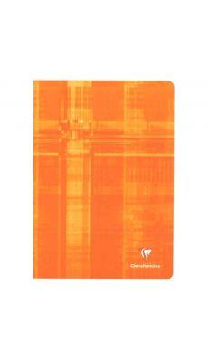 Clairefontaine - 63162 - Cahier piqûre petit carreaux - 96 Pages - A4