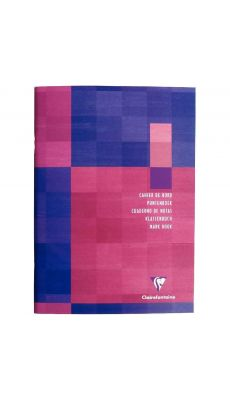 Clairefontaine  - 3139 - Cahier bord de l'eleve A4 - 72 Pages