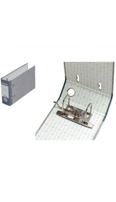 Exacompta  - 53111E - Classeur à levier à l'italienne en carton dos de 7 cm - format 175x290 mm