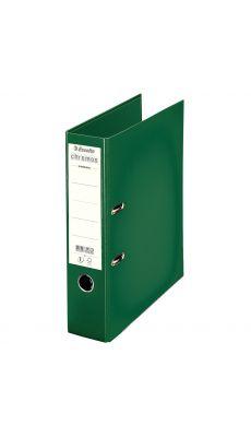 Esselte - 230105 - Classeur à levier Chromos plus A4 - Dos 8 cm  - Vert