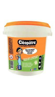 Cleopatre - CB1K - Colle blanche en pâte - Seau de 1kg