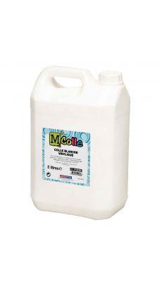 Colle blanche super vinylique - jerrican de 5l