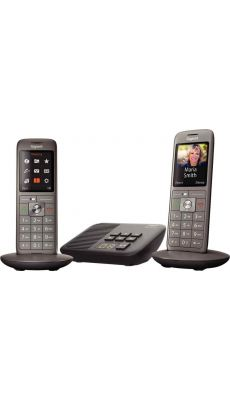 TELEPHONE GIGASET CL660A DUO