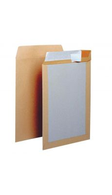 N.NC - 4458 - Enveloppes dos cartonne Gpv 120g 260x330 bs - boite de 100