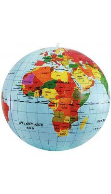 Maxi globe gonflable diamètre 50 cm