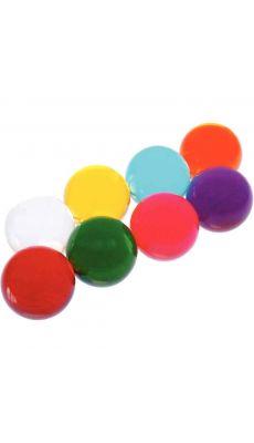 Sphère translucide diamètre 5cm - Boite de 8
