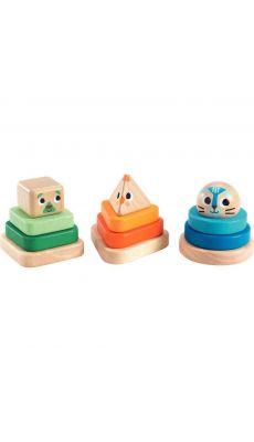 DJECO - Mini abaques Pyramidou