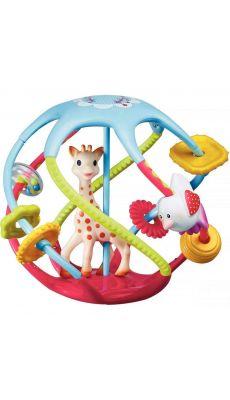 Maxi hochet Twistin'ball Sophie la Girafe