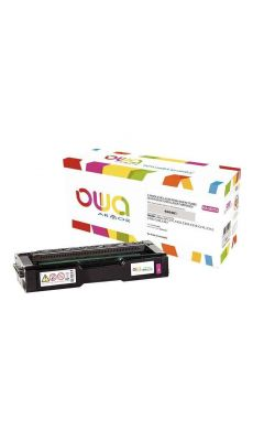 ARMOR - K15931OW - Toner compatible Ricoh 406481 magenta