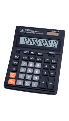 Citizen - SCD-444S - Machine à calculer de bureau 12 chiffres