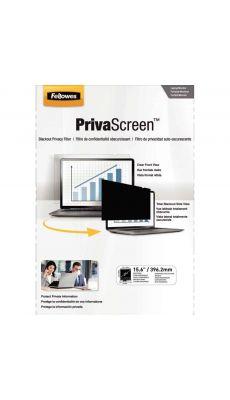 """Fellowes - 4802001 - Filtre écran de confidentialité pour Ordinateur Portable 15,6"""" Widescreen 16:9"""