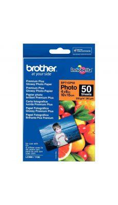 BROTHER - BP71GP50 - Papier photo brillant 10 x 15