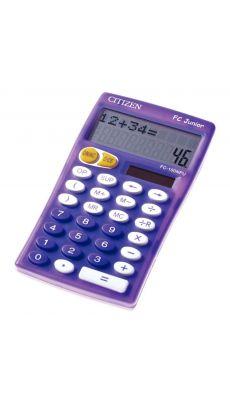 Citizen - FC-100NPU  - Calculatrice scolaire violet