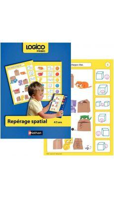 Fichier LOGICO PRIMO repérage spatial