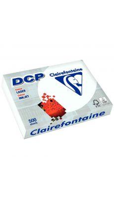 Clairefontaine - 1821 - Ramette papier DCP A4 100g - Blanc - 500 Feuilles