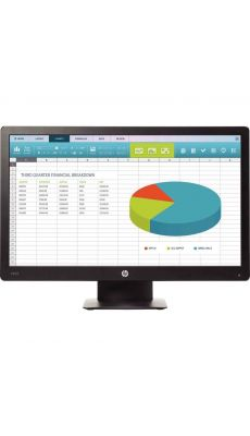 HP - X7R53AT - Ecran Pro Display P203