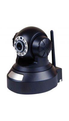 Caméra de videosurveillance motorisée pour l'interieur