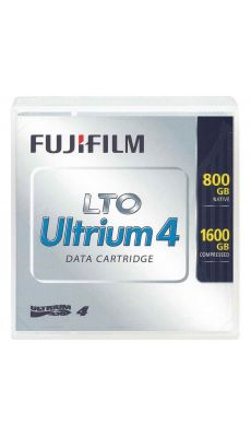 Cartouche LTO4 800Go / 1To Fujifilm