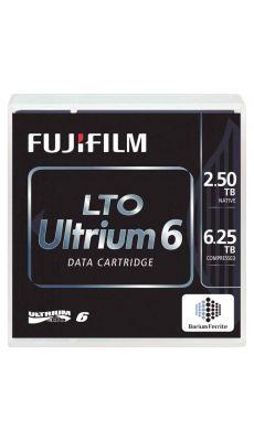 Cartouche LTO6 2,5/6,25To Fujifilm