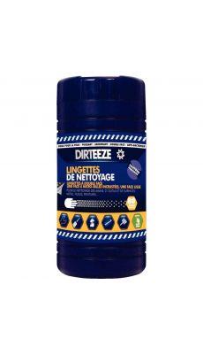 Lingette désinfectante mains/outils/surface DIRTEEZE