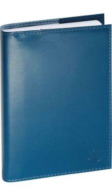 EXACOMPTA - 15812E - Agenda day to day volga - 15 x 10 cm - bleu canard - 1 jour par page