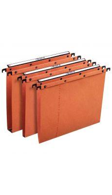 L'OBLIQUE - 200001 - Dossier suspendu pour tiroir - Dos 15 mm - Orange  - Paquet de 25