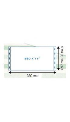Listing zv11p380 1p 60g bf - Paquet de 2500