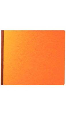 Exacompta - 16080E -  Registre piqure - 8 colonnes sur 1 page - 270x320mm - 80 pages