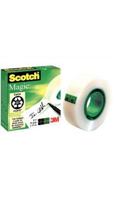 SCOTCH - Rouleau scotch magic 19x33 invisible