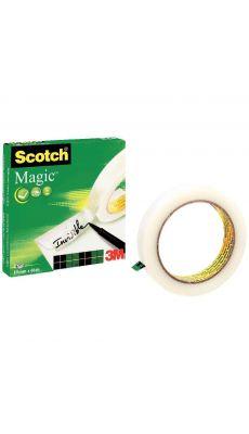 SCOTCH - Rouleau scotch magic 19x66 grand modèle
