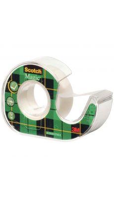SCOTCH - Rouleau scotch magic 19x7,5m devidoire
