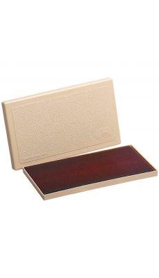 Tampon Tiflex 95x168 rouge