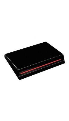 TIFLEX - Recharge tampon Tiflex 100x55 rouge
