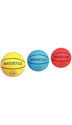 Ballon basket caoutchouc t.5