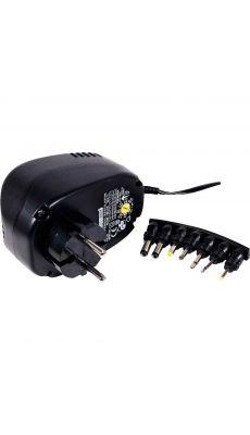 Adaptateur 6v / 500ma -i / +e