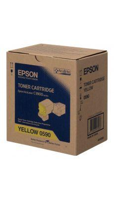 Epson - C13S050590 - Toner Jaune