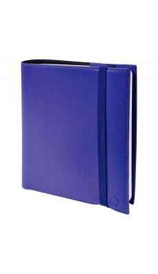 QUO VADIS - Agenda time&life 16x16cm violet année civile