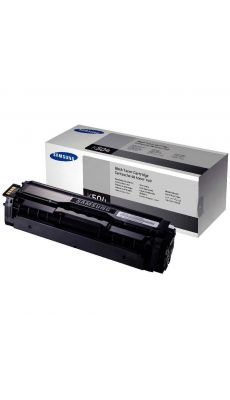 SAMSUNG - Toner Samsung CLT-K504S noir