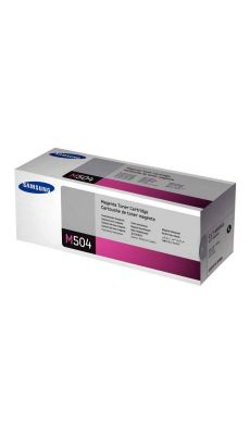 SAMSUNG - Toner Samsung CLT-M504S magenta