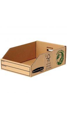 Bac à bec en carton 200X102X280mm - Lot de 50
