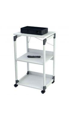 Durable - 3701-10 - Table pour vidéoprojecteur / rétroprojecteur