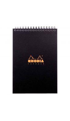 RHODIA - Bloc RhodiActive à reliure intégrale 80 feuilles format A5