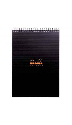 RHODIA - Bloc RhodiActive à reliure intégrale 80 feuilles format A4