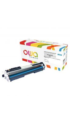 ARMOR - K15409 - Toner compatible HP CE311A Cyan