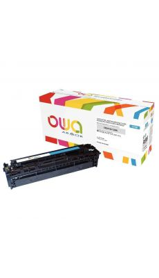ARMOR - K15414 - Toner compatible HP CE321A Cyan