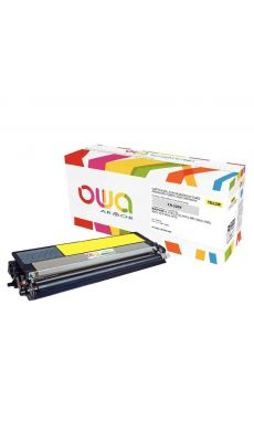 ARMOR - K15457 - Toner compatible Brother TN320Y Jaune