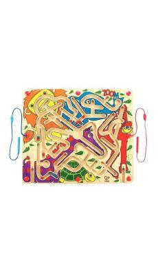 Maxi labyrinthe magnétique. Le zoo